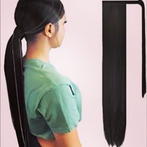 Other - Mink Human Hair Ponytail